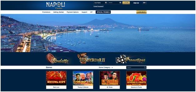 Napoli Casino Review