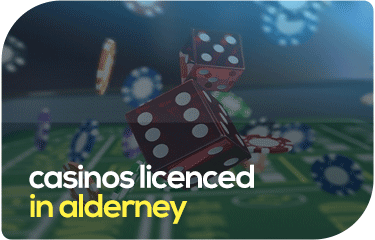 Casinos Licensed in Alderney