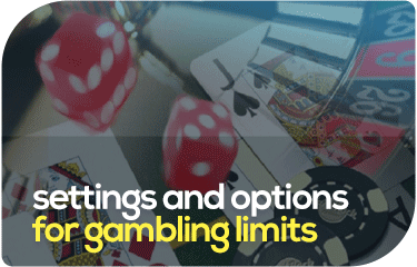 Gambling Limit Option Settings