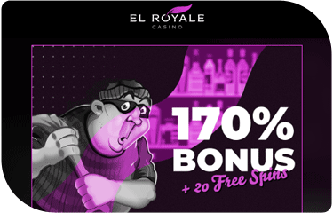 El Royale Casino game of the month
