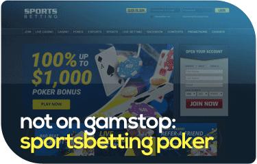 not on gamstop: sportsbetting.ag