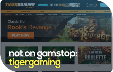 not on gamstop: tigergaming